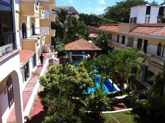فندق فيستا كاريب: Vista Caribe Hotel Garden and Pool 
