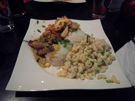 Ono Hawaiian Cafe: 1