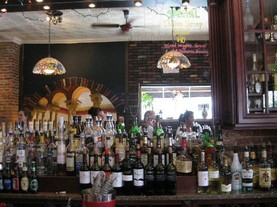 Charm City Food Tours: Bar in Little Italy