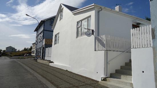 Egils Guesthouse: front