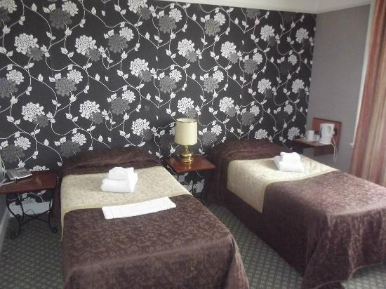Redcar Hotel: ROOM 203