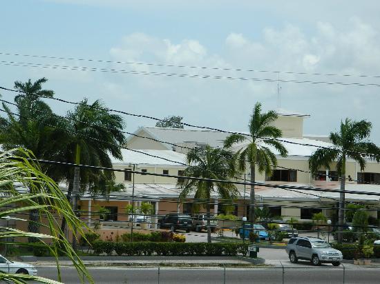 BEST WESTERN Belize Biltmore Plaza Hotel: Biltmore Hotel belize