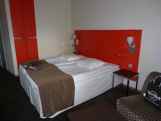 Quality Hotel Nacka: The Bedroom