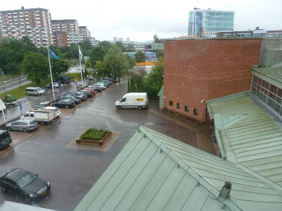 Quality Hotel Nacka: View from the Room