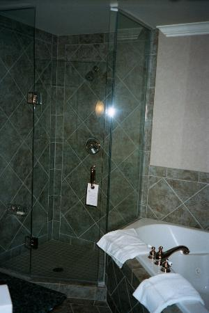 Harbour House Hotel: Bathroom