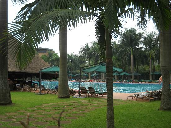 Munyonyo Commonwealth Resort: Olympic pool
