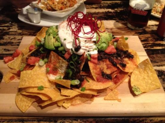 Cafe Lola Rosa : les nachos