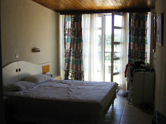 Moraitika, Grecia: la stanza standard