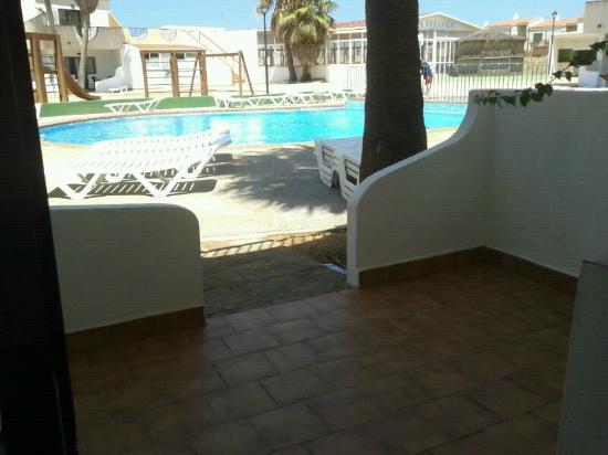 Terraza piscina peque a fotograf a de los lentiscos cala 39 n forcat tripadvisor - Piscina pequena terraza ...