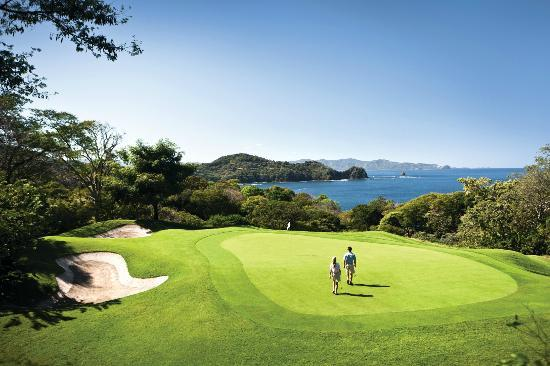 Four Seasons Resort Costa Rica at Peninsula Papagayo: Golf course ranked in Golf Digest Top 100 Outside the U.S.