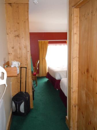 Mill Times Hotel Westport: Room 331