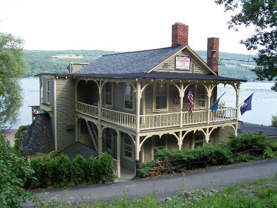 Image Result For Map Of Finger Lakes Hotels