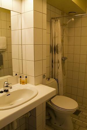 Bergstadens Hotel: Bad