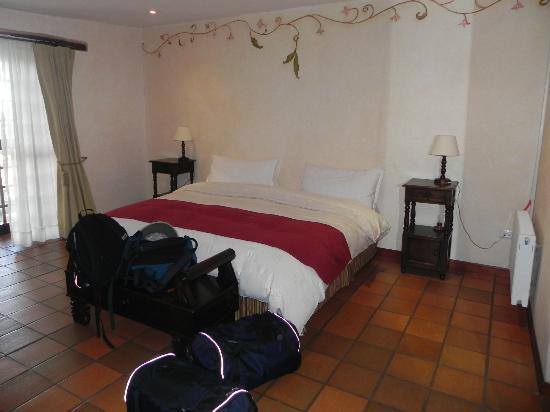 Hacienda Santa Ana: Our room