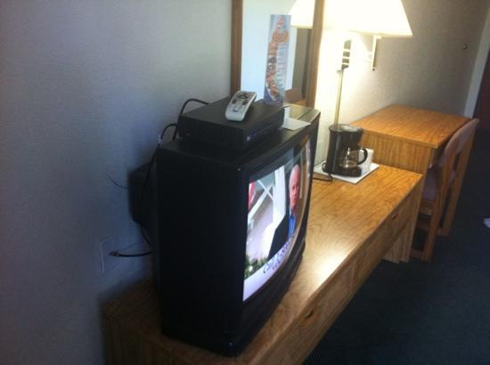 Travelodge Muskegon: the Tv works