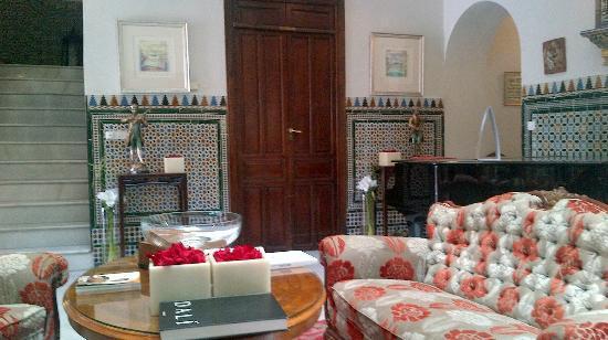 Hotel Amadeus: Lounge and Sitting Area