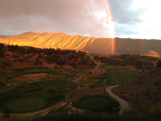Lakota Canyon Golf Course: Evening Golf at Lakota is SPECTACULAR