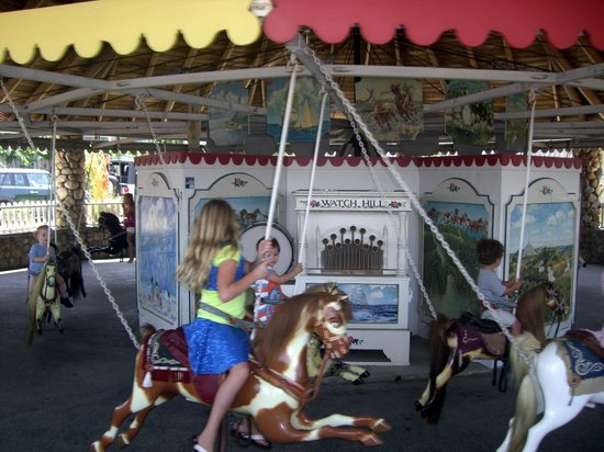‪Flying Horse Carousel‬