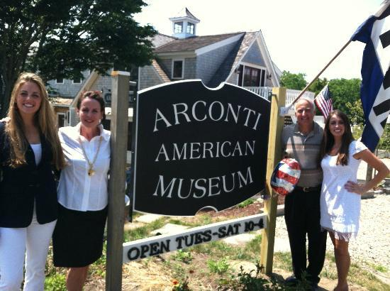 Arconti American Museum: Arconti Museum of American History
