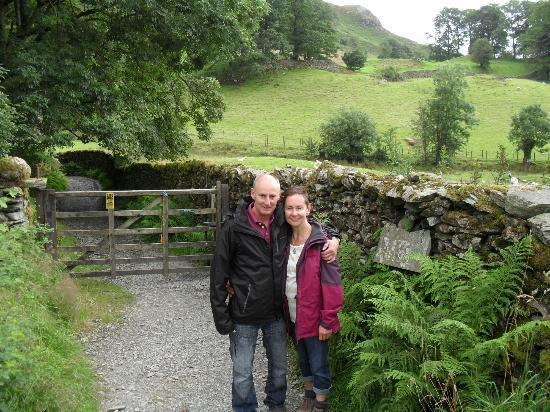 Barnes Fell: Linda & Geoff