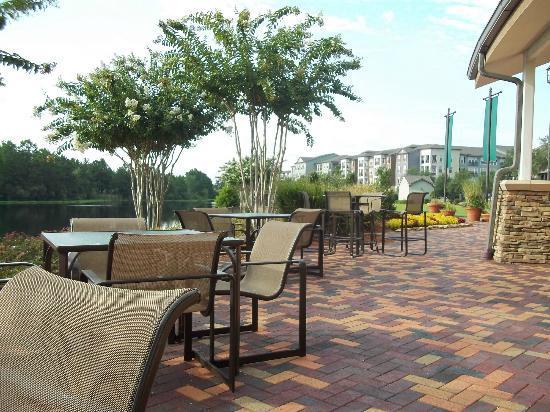 Hotel Indigo Jacksonville Deerwood Park: Relaxing
