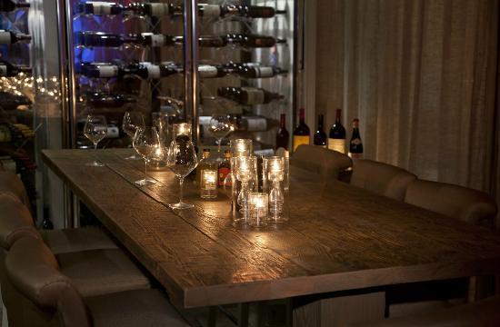 Villa Azur Restaurant Lounge Private Dining