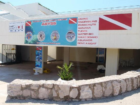 Abyss Diving & Water Sports Center