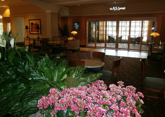 La Quinta Inn & Suites San Antonio Riverwalk:                   Pleasant Lobby