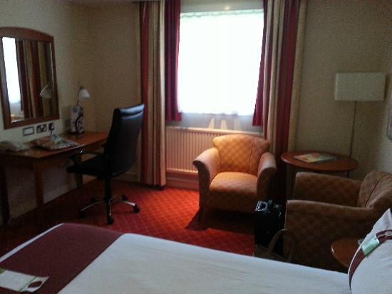 The Airport Inn Manchester: A view across our executive room.