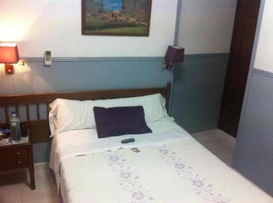 Hostal Dulcinea: chambre 201