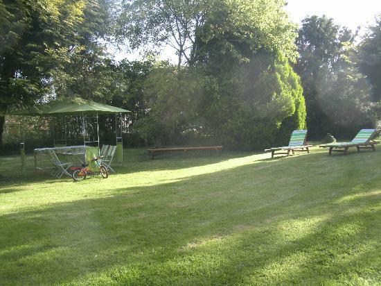 Gites Kerikel: jardin magnifique et privatif