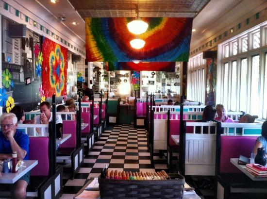House Of Flavors: Inside