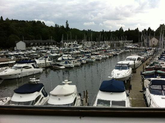 ‪‪Windermere Marina Village‬: View from the room