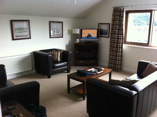 Windermere Marina Village: Living area