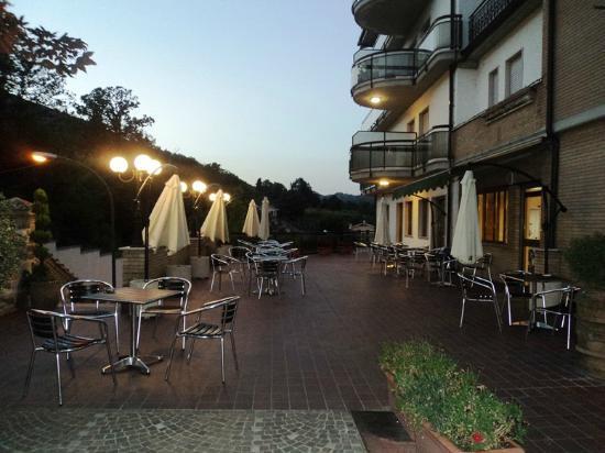 Genazzano, Italy: Hotel Cremona