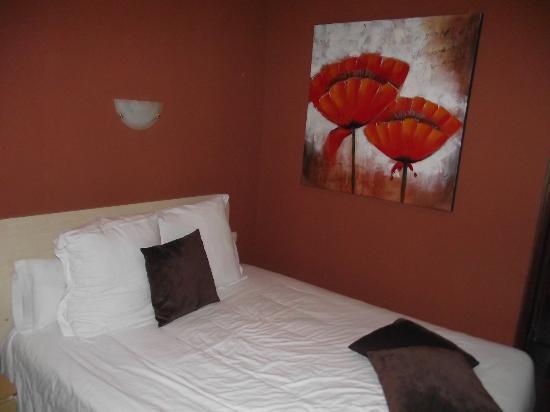 THC Bergantin Hostel: Room
