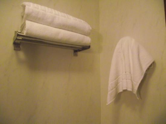THC Bergantin Hostel: WC