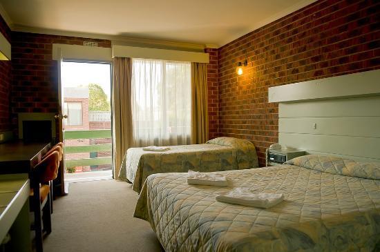 Lamplighter Motor Inn: Lamplighter Motel Non Smoking Twin Room