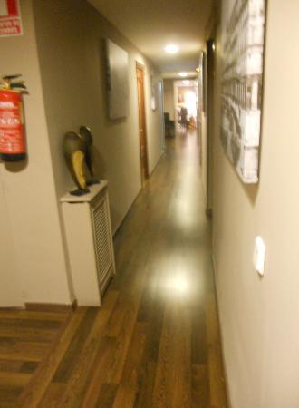 THC Bergantin Hostel: Hall