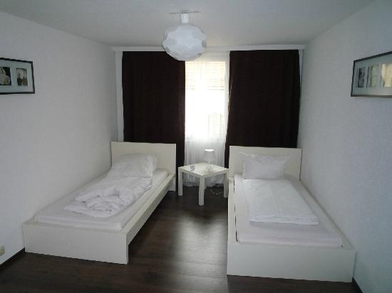 City Apart Hotel Fussen: 2° camera da letto