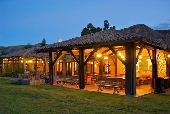 Sol y Luna - Relais & Chateaux: Wayra Ranch / Restaurant