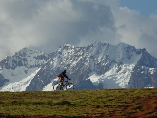 Sol y Luna - Relais & Chateaux: Mountain biking
