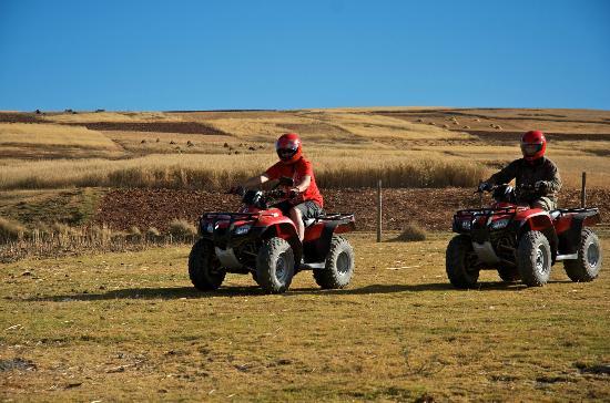 Sol y Luna - Relais & Chateaux: ATVs