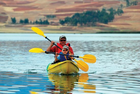 Sol y Luna - Relais & Chateaux: Kayaking