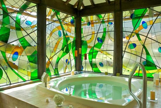 Sol y Luna - Relais & Chateaux: Jacuzzi at Spa