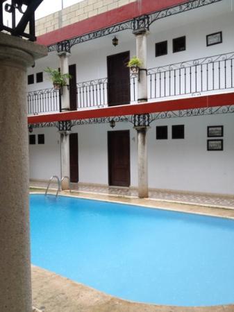 hotel colonial la aurora: desde la habitación