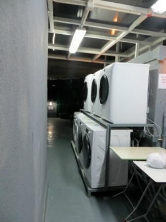 CHI Residences 314: Laundry area - rooftop
