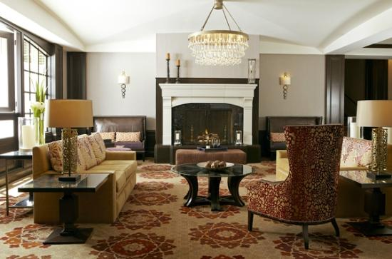 BEST WESTERN PLUS The Tuscan : Newly Renovated Hotel Lobby