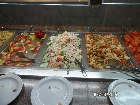 Hotel Mariant: buffet