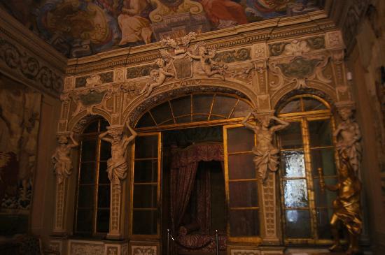 Palais Lascaris : l'eleganza delle finiture